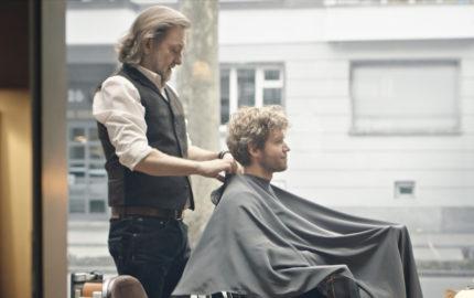70 Jahre: Friseur