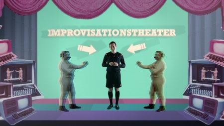 Zürich Impro-Festival 2015 Trailer